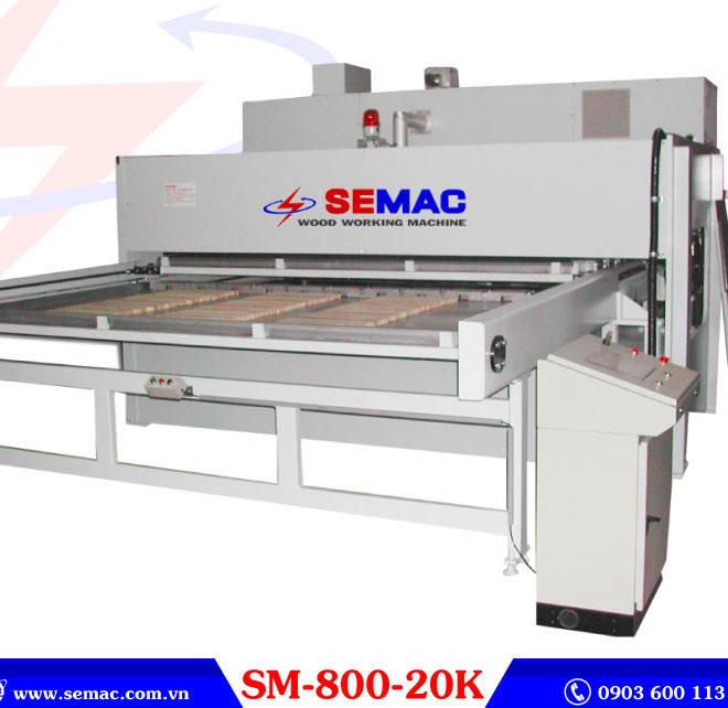 Máy ép cao tần 2 bàn SM-800-20K