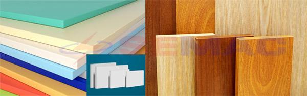 gỗ ván nhựa