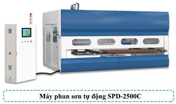 máy phun sơn tự động SPD-2500C