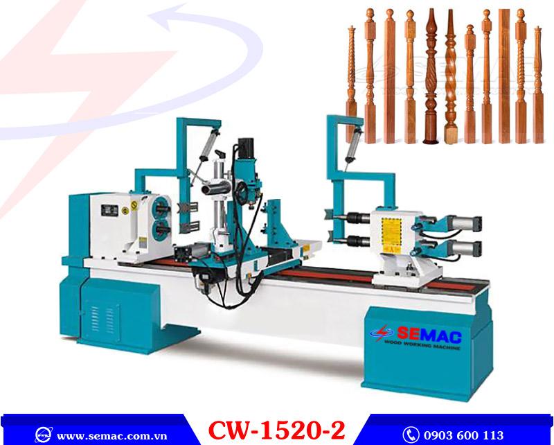 máy tiện cnc 2 trục CW-1520-2