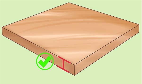 Chọn đồ gỗ cứng