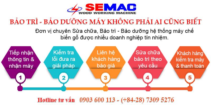 Chuyền máy Semac sản xuất cửa gỗ công nghiệp tự động hoàn toàn SEMAC-bao-tri-bao-duong-may-che-bien-go-cong-nghiep-khong-phai-ai-cung-biet