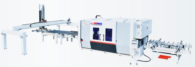 Chuyền máy Semac sản xuất cửa gỗ công nghiệp tự động hoàn toàn May-cat-4-canh-cnc-M4J2611-768x266