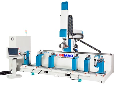 Máy gia công cnc 5 trục SSM-2200