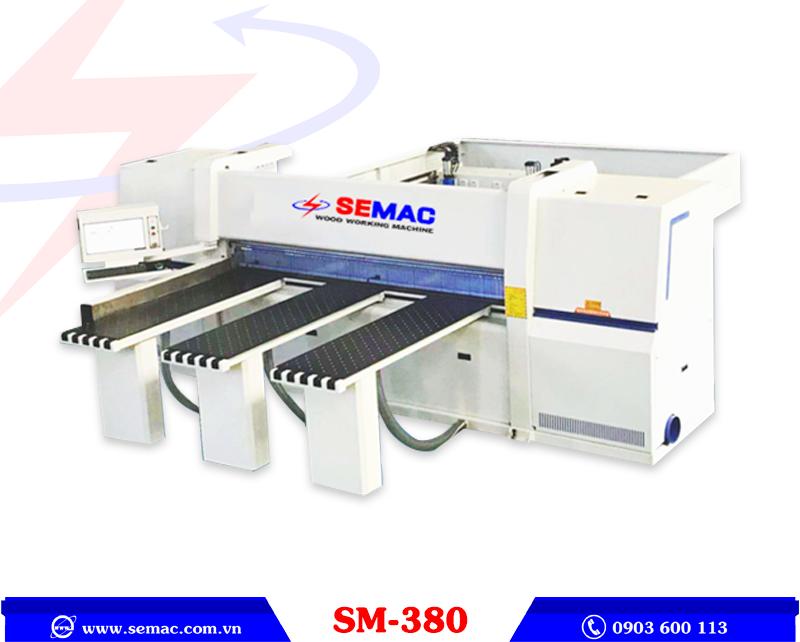 Nhà cung cấp máy cắt ván tấm công nghiệp panel saw tại tphcm