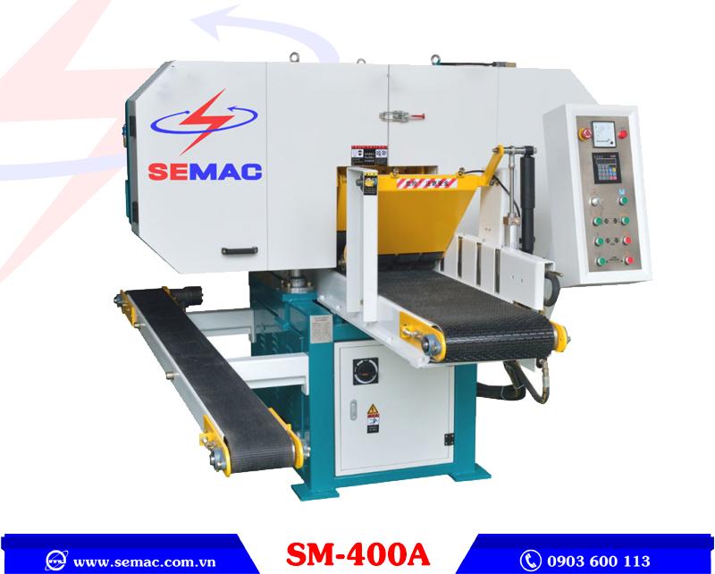 máy cưa lạng tấm SM-400A