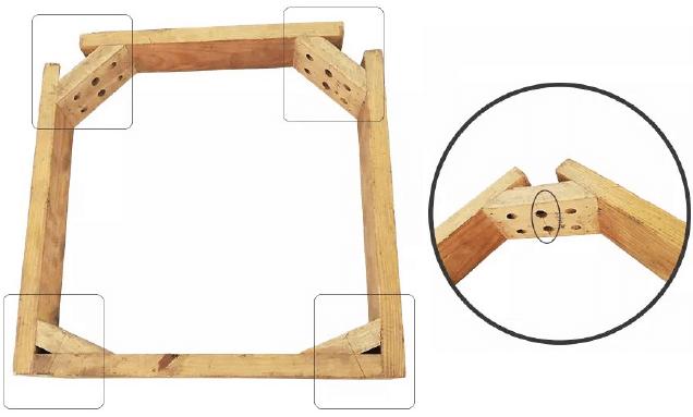 máy khoan khung me ghế gỗ tự động