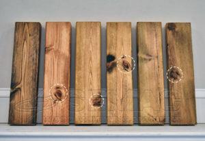 Các loại mắt gỗ khuyết tật trên gỗ