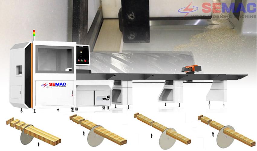 Phương pháp tự động bằng máy cắt khuyết tật cnc