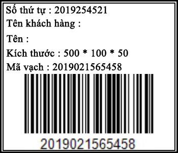 Mã vạch bar code